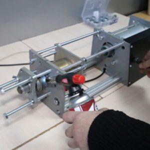 Для ремонта шаровых опор и рулевых наконечников: станок SJR 3