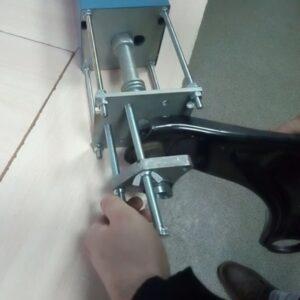 Для восстановления шаровых опор: оборудование SJR (2 модификация)