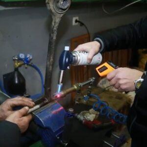 Для шаровых опор и рулевых наконечников: ремонтное оборудование SJR