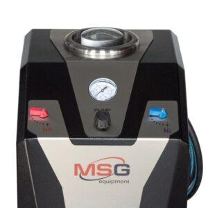MS101P - Пневматическая промывочная станция для автокондиционера