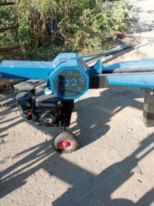 Бензиновый дровокол TRD22 (22 тонны)