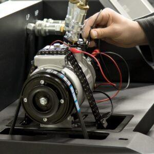 MS111 - Стенд для диагностики компрессора кондиционера автомобиля