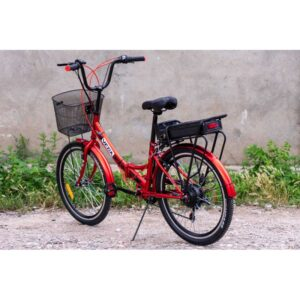 Электровелосипед Vega Joy S