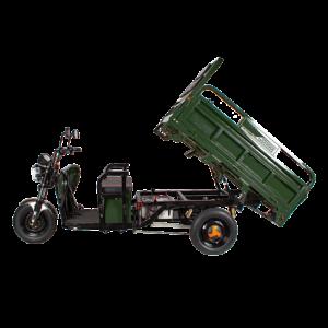 Грузовой трицикл электрический TRIGO ZEUS 1000W/60V/50AH (DZM)